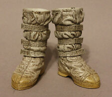 """1/6 12"""" Sideshow Star Wars- Snowtrooper: Set of 2-Piece Boots"""