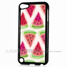 ( For iPod Touch 6 ) Back Case Cover AJH11497 Watermelon