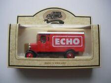 Lledo Lincoln Lincolnshire Echo Morris Van Very Rare Promotional truck