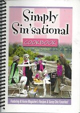 *LITTLE ROCK AR 2003 HUMANE SOCIETY OF PULASKI COUNTY COOK BOOK *SASSY CHIC