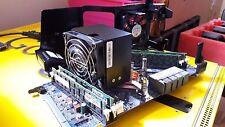 HP Z620 e5-2690 512gb samsung pro ssd 840 64GB ram dual cpu riser windows 10