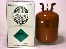 R407C Refrigerant 25 lb Cylinder - R-407c FACTORY SEALED - R22 Replacement