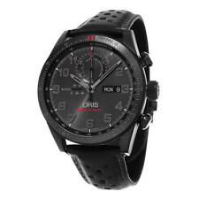 Oris 77876617784LS Men's Audi Sport Automatic Chronograph Watch