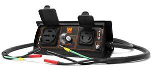 WEN GNA50i 50-Amp 6000-Watt Parallel Connection Kit for Inverter Generators