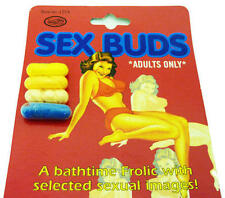 4 Sex Seeds Grow In Water Hen Night Stag Adult Novelty Joke Fun