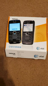 Nokia E71X Very Rare - For Collectors + Full Box - Locked ATT Network