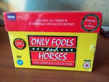 Only Fools and Horses - The Complete Collection [DVD] [1981] Brand New & Sealed
