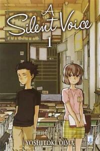 Oima - Serino A SILENT VOICE n. 1 Star Comics