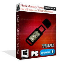 Falso USB Flash Drive palo & Detector Probador de tarjeta de memoria SD-descarga de software