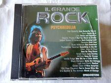 IL GRANDE ROCK Psychaedelia De Agostini CD Musicale