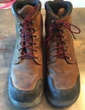 Red Wing Mens Work Boots Style 4402 ADC 6 Inch Size 14 B Narrow Waterproof