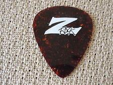 Z-ROCK GUITAR PICK-OVER-SIZE-Z-ROCK LOGO-Plastic