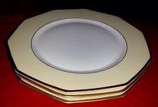 "3 Vintage Heinrich & Co. Bella Colonial Pattern 9.875"" Dinner Plates"