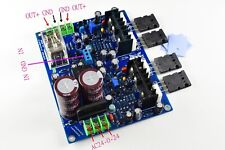 DIY LJM MX100 Stereo Power amplifier board  Hifi amp kit 100W+100W       L21-47