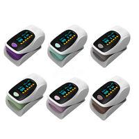 OLED Finger Fingertip Pulse Oximeter Oxygen Heart Rate Monitor Hemoglobin SPO2