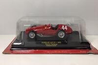 1/43 Hachette Ferrari 625 F1 1955 Maurice Trintignant Diecast Car Model #44