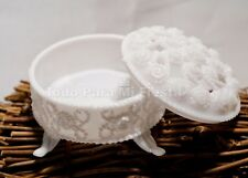 12 Wedding Party Favors White Trinket Box Fillable Recuerdos de Boda Cajita Blan