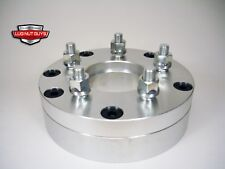 "2 Wheel Spacers Adapters 4x4.25 to 5x4.5 2"" Thick 4 Lug to 5 Lug 4x108 to 5x114."