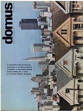 rivista ARCHITETTURA DOMUS ANNO 1973 NUMERO 527