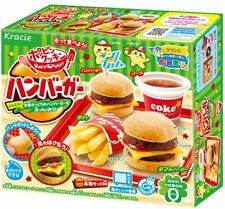 Kracie Happy Kitchen DIY Hamburger Candy Making Kit