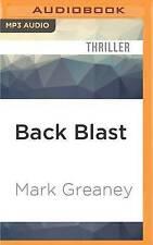 Back Blast by Mark Greaney (CD-Audio, 2016)