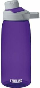 Camelbak Chute Mag 1L Water Bottle - Iris (Discontinued Color)   Authentic