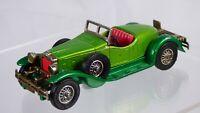 Vintage 1974 Lesney Matchbox Models of Yesteryear No Y-14 1931 Stutz Bearcat Toy