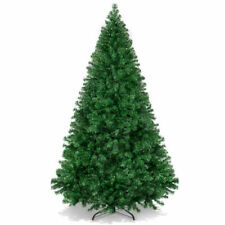 Best Choice Products SKY2359 4ft Hinged Artificial Christmas Pine Tree with Met…