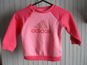 Adidas Sweatshirt 9-12 Months  BNWT
