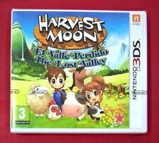 Harvest Moon: El Valle Perdido - Nintendo 3DS - NUEVO