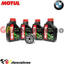 TAGLIANDO OLIO + FILTRO MOTUL 5100 10W30 BMW 1100 R1100 RS 1999