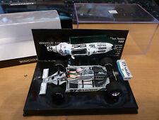 Minichamps 1:43 Alan Jones Williams FW07B 1980 campeón Colección Nuevo Y En Caja