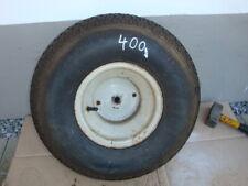 Rasentraktor Aufsitzmäher  MTD Gutbrod WHITE Reifen Felge 20X8.00-8 Traktor