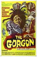 Gorgon Poster 01 Metal Sign A4 12x8 Aluminium