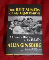 The Best Minds Of My Generation A literary history of the beats Allen Ginsberg