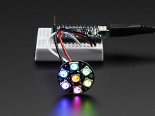 Adafruit NeoPixel Jewel - 7 x WS2812 5050 RGB LEDs with Integrated Drivers Gemma