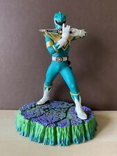 Used Power Rangers Mighty Morphin Figuarts Zero Green Ranger Statue (No Box)