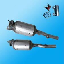 EU4 DPF Dieselpartikelfilter RENAULT Scenic II 1.9dCi - F9Q804 F9Q803 2005-