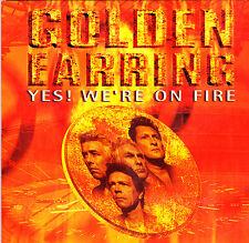 Golden Earring-Yes Were On Fire cd single