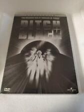 Pitch Black (Dvd, 2000, Widescreen Version) Thriller Buy 2 Get 1 Free (Sh6)