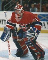 Patrick Roy Montreal Canadiens UNSIGNED 8x10 Photo (C)