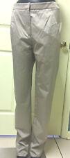 GEORGIO ARMANI WOMEN'S BEIGE DRESS PANTS!! SIZE 42