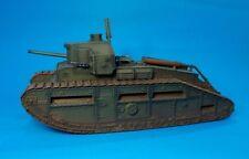 "John Jenkins Designs GWB-04 British Medium Tank, Mark C, ""Male"" Tank"