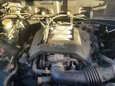 holden jackaroo / rodeo 3.5 l 6ve1 motor engine