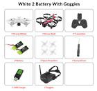Eachine E013 Plus FPV Racing Drone Anti-Turtle Mode w/ 5.8G 48CH 1000TVL Googles