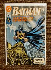 Batman #444 (Feb 1990, DC Comics) FN