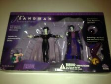 DC Direct Deluxe Action Figures 2 Pack THE SANDMAN INCARNATIONS & BAKU Vertigo