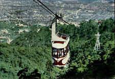 JAPAN Post Card Postkarte Gondelbahn Lift Bergbahn Cable Car Mt. Maya KOBE ~1970