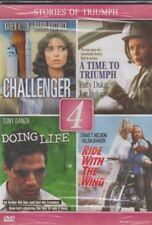 Challenger (1989, DVD) Space Shuttle Accident 1986/Time to Triumph (1985) Army