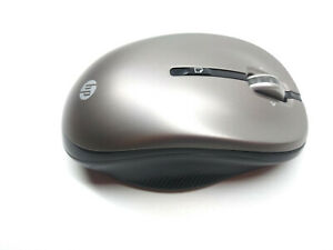 Genuine HP FHA-3510 2.4GHz Wireless Gray Optical Mobile Mouse NO RECEIVER